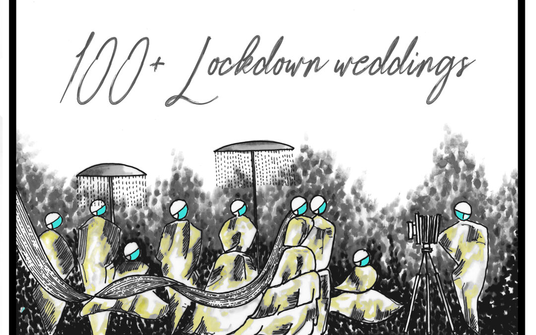 100+ Lockdown Weddings